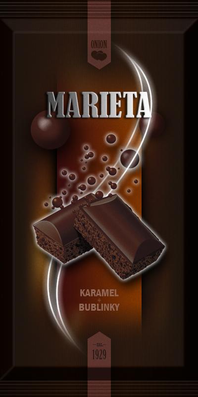 18_Chocolate Packaging - MARIETA
