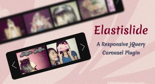 18_Elastislide – A Responsive jQuery Carousel Plugin