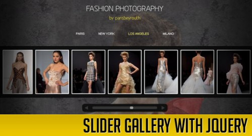 24_Slider Gallery with jQuery