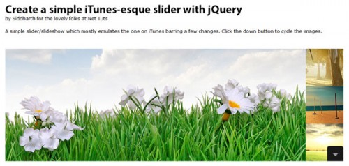 25_How to Create a Simple iTunes-like Slider