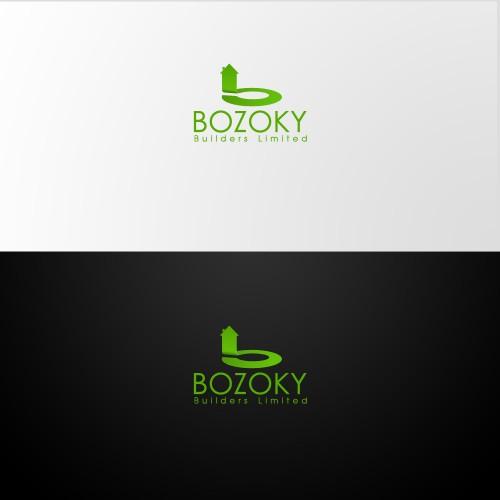 25_Logo Design for Bozoky Builder