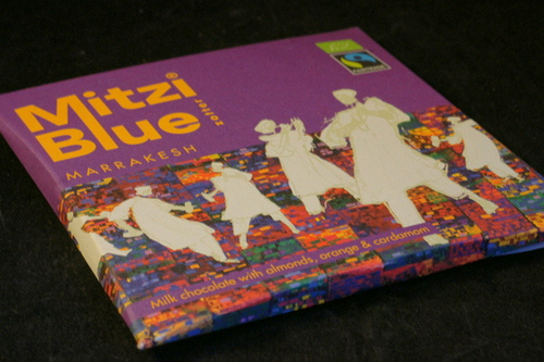 25_Mitzi Blue Marrakesh By Zotter Chocolate Packaging