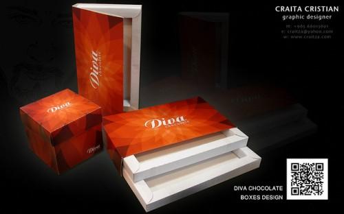 9_Diva Chocolate - Packaging Design