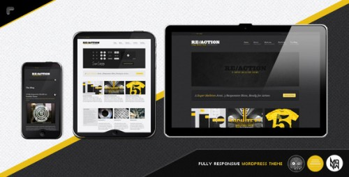 14_Reaction WP - Responsive, Rugged, Bold