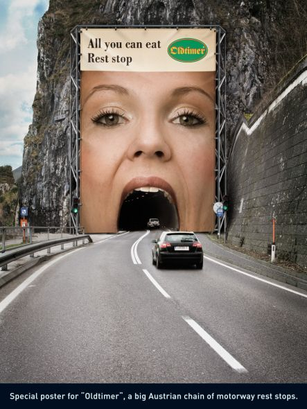1_Oldtimer Restaurants - Tunnel