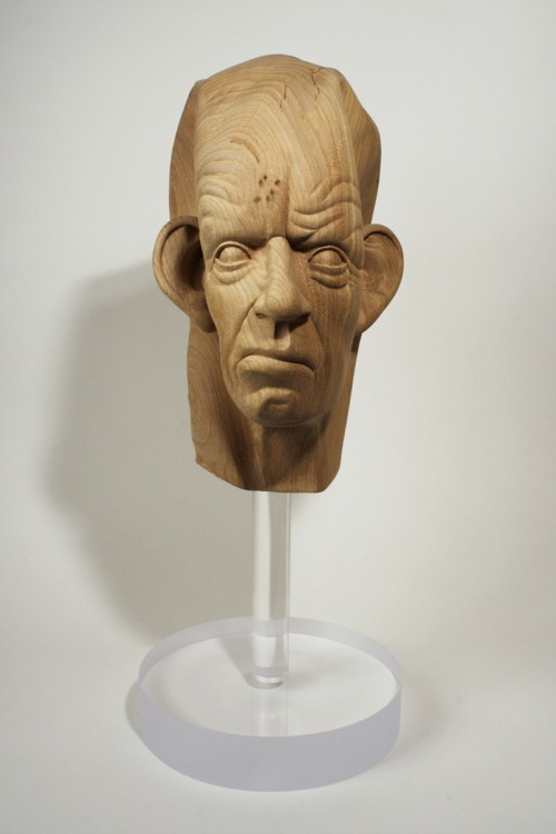 1_Squeeze - Carved Teak