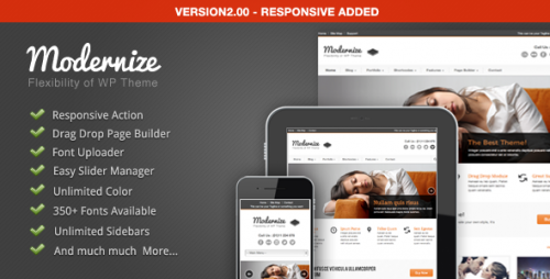 21_Modernize - Flexibility of Wordpress