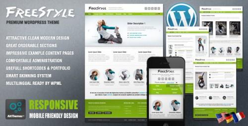 22_Freestyle Responsive Wordpress Theme