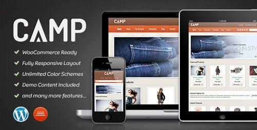 27_Camp - Responsive eCommerce Theme