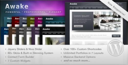 28_Awake - Powerful Professional WordPress Theme