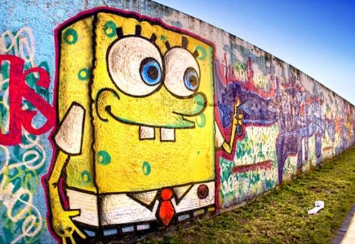 28_Sponge Bob Graffiti