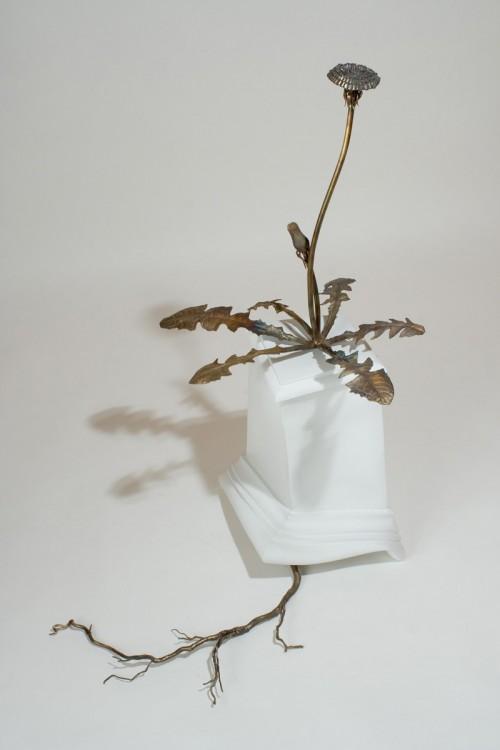 2_Burned Dandy - Cast Bronze