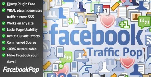 2_Facebook Traffic Pop for WordPress