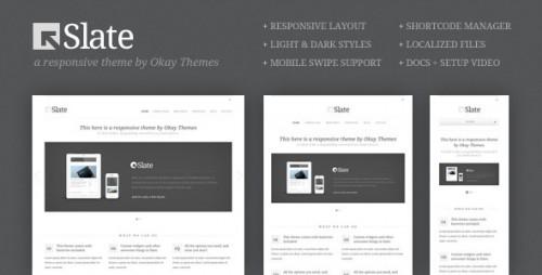 31_Slate Responsive WordPress Theme