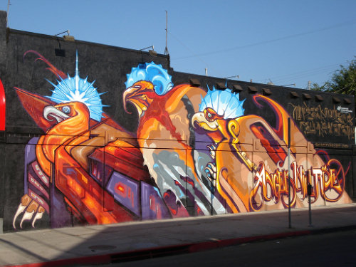 32_LosAngeles Graffiti Art
