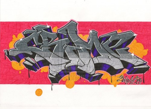 39_Graffitti Design 10