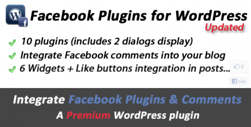 3_Facebook Plugins, Comments & Dialogs for WordPress