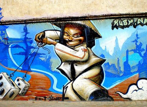 3_Grafiti, Granada, España 21