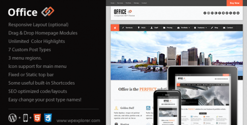 5_Office Responsive Business Theme
