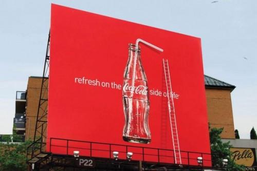 7_Coca-Cola Straw, Ladder