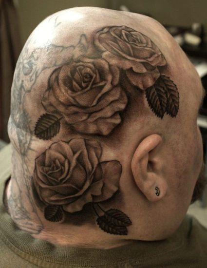 7_Head Roses