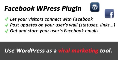 8_Facebook WPress Viral Tool for WordPress
