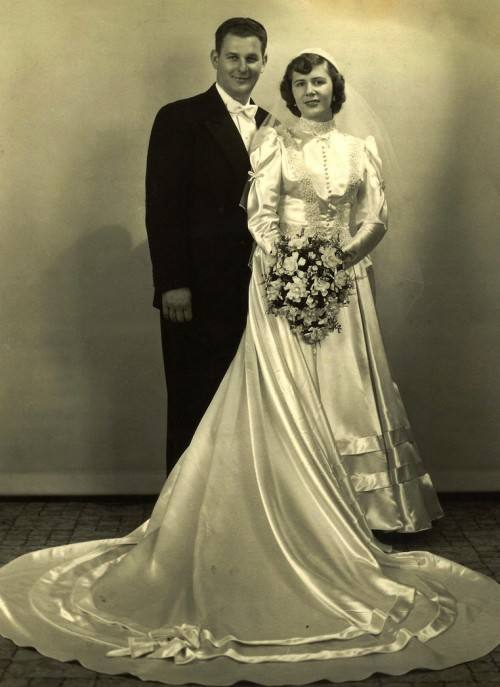 10_Walter Skorput and His Wife