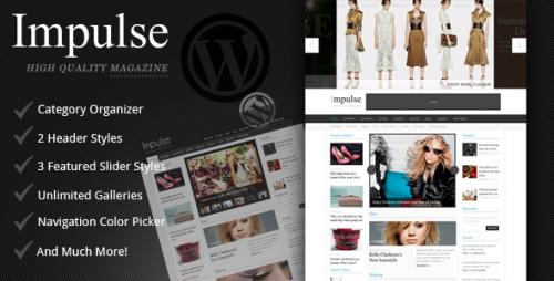 13_Impulse - Clean Magazine Theme
