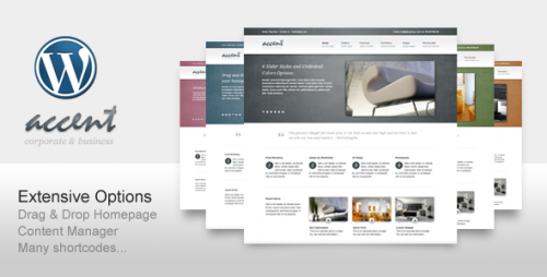 14_Accent Clean WP for Business Corporate Portfolio