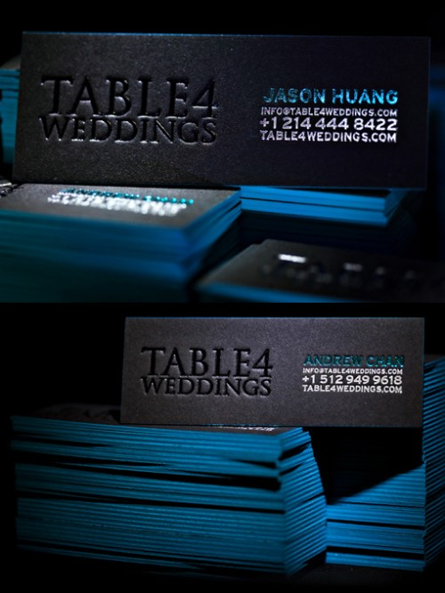 19_Black & Blue Letterpress