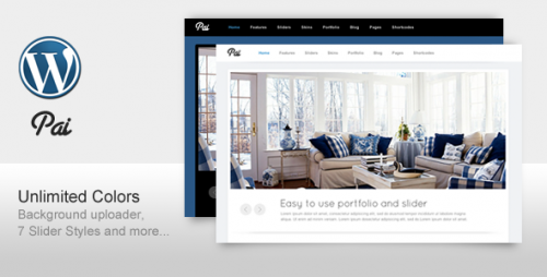 24_Pai - Simple and Clean Business Corporate Template