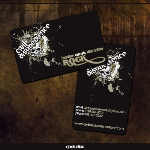 26_CD Business Card
