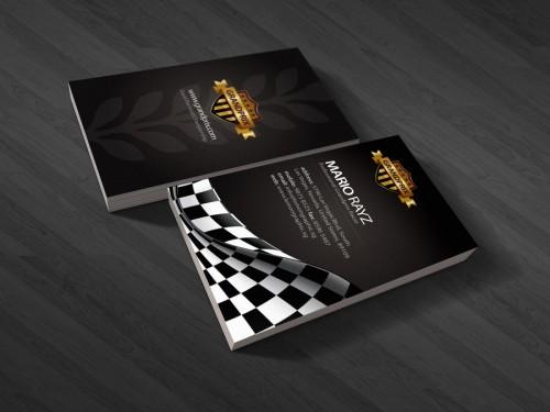 28_Grandprix Business Card