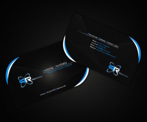 29_PR Designs Business Card