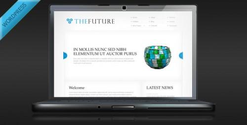 32_TheFuture - Clean Corporate WordPress Theme
