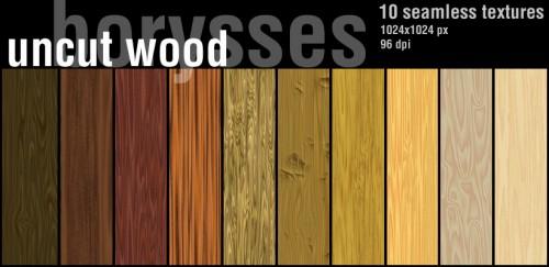 32_Wood Uncut