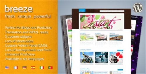 37_Breeze - Professional Corporate and Portfolio WP