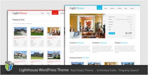 43_Light House - Clean Real Estate WordPress Theme