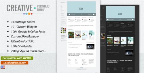 51_Creative - Clean & Modern WordPress Theme