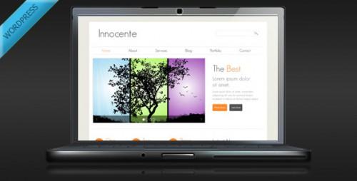 60_Innocente - Clean and Minimalist WordPress Theme