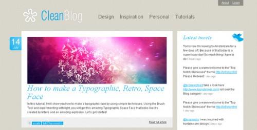 9_Clean Blog