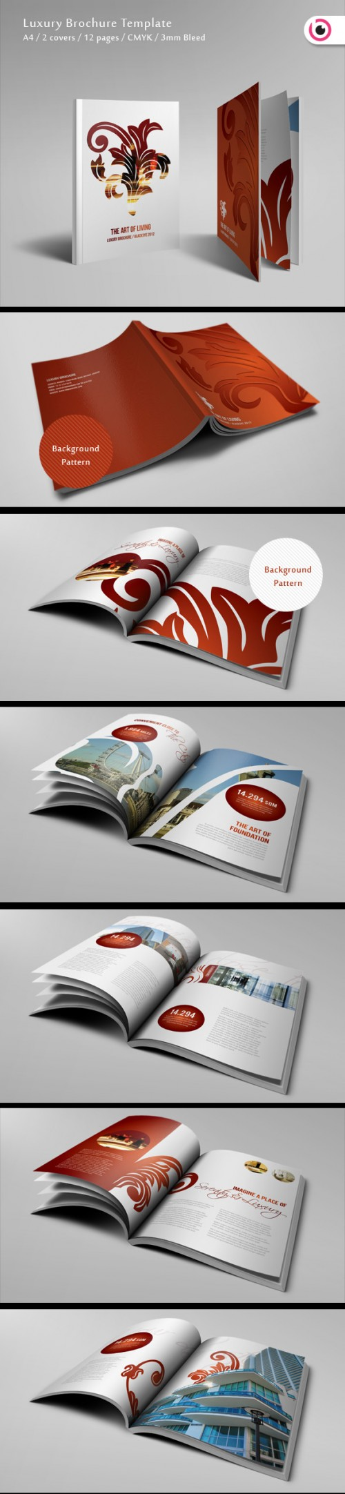 28_Luxury Brochure Template