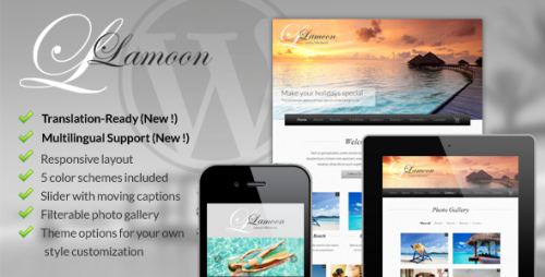 18_Lamoon - Responsive WordPress Theme