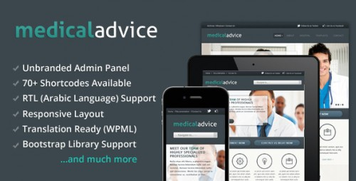 21_Medical Advice - Responsive WordPress Theme
