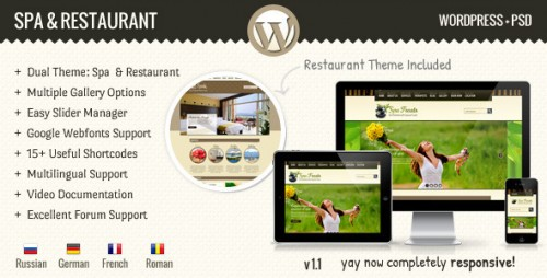 22_SPA Treats - Spa & Restaurant WordPress