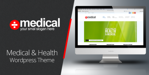 28_Medical - Premium Wordpress Theme