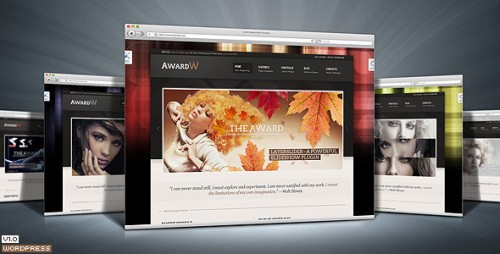 33_Award Premium Wordpress Theme 21 in 1