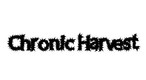 Chronic Harvest Font