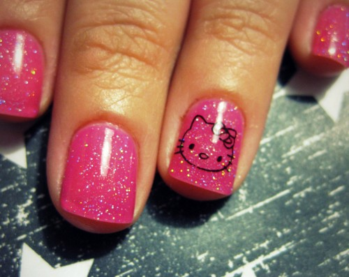 Hello Star Nail Trend 2013