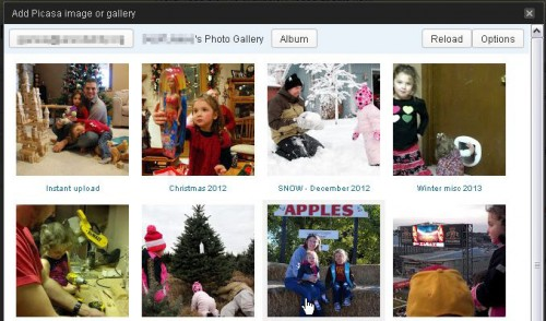 Picasa and Google Plus Express